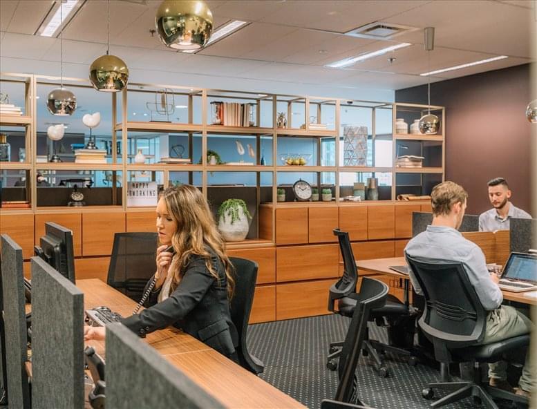 Office for Rent on Level 19, 10 Eagle St Brisbane