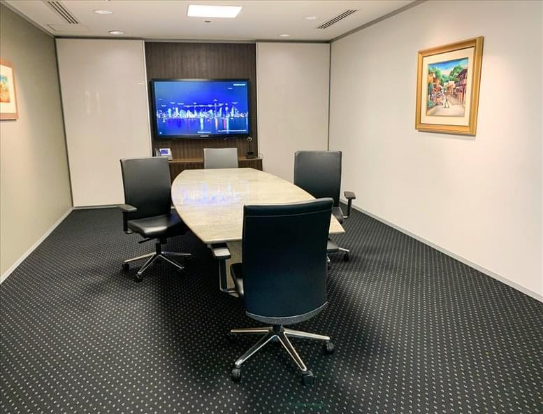 Level 19, 10 Eagle St Office Space - Brisbane