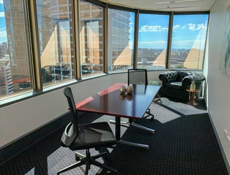 Photo of Office Space on 10 Eagle Street, Level 19 Brisbane