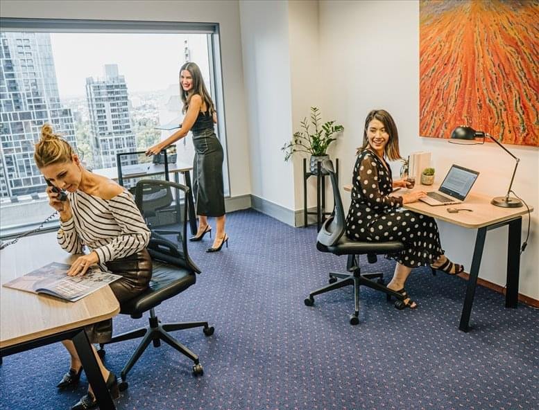 101 Collins St, Level 18 & 27 Office Space - Melbourne