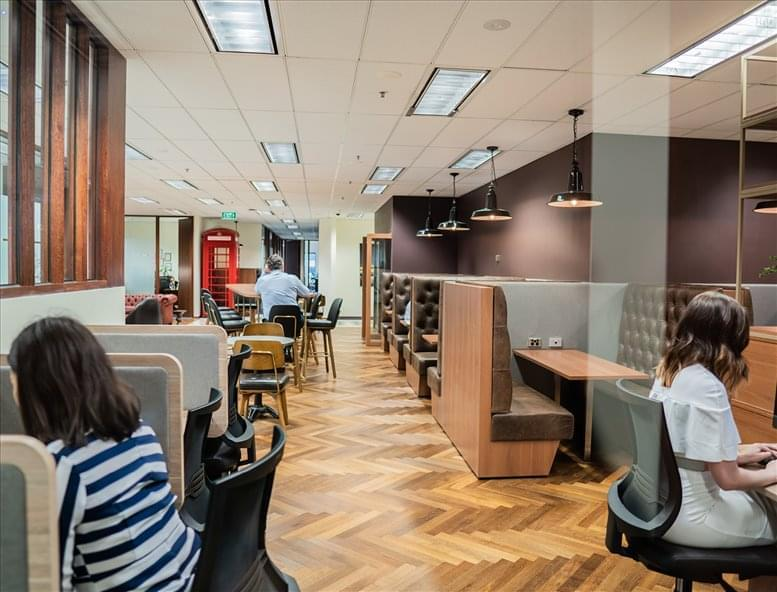 This is a photo of the office space available to rent on 101 Collins St, Level 18 & 27