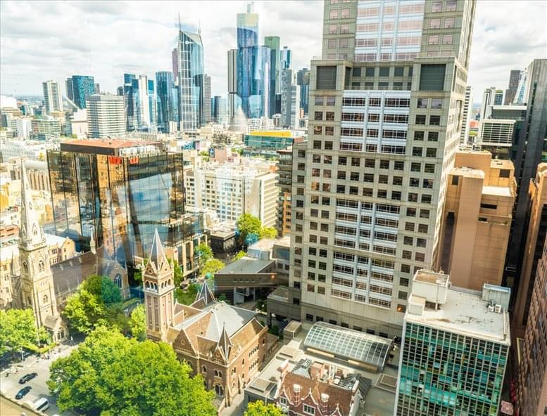 Office for Rent on 101 Collins St, Level 18 & 27 Melbourne