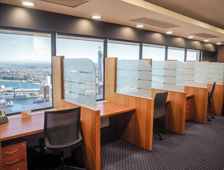 MLC Centre, 19-29 Martin Place, Level 56 & 57 Office for Rent in Sydney