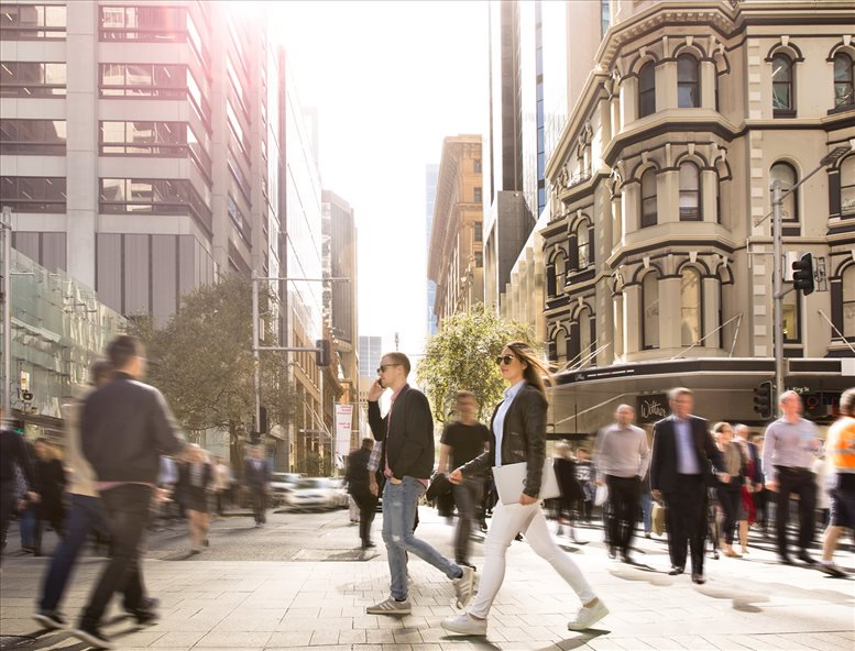 Photo of Office Space on MLC Centre, 19-29 Martin Place, Level 56 & 57 Sydney