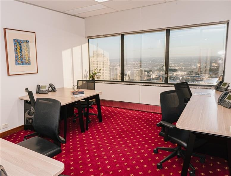 Office for Rent on MLC Centre, 19-29 Martin Place, Level 56 & 57 Sydney
