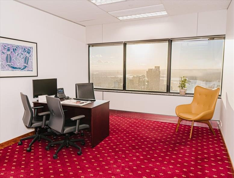 Photo of Office Space available to rent on MLC Centre, 19-29 Martin Place, Level 56 & 57, Sydney