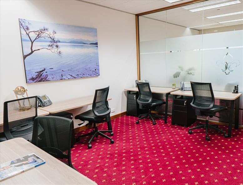 This is a photo of the office space available to rent on MLC Centre, Level 56 & 57, 19-29 Martin Place