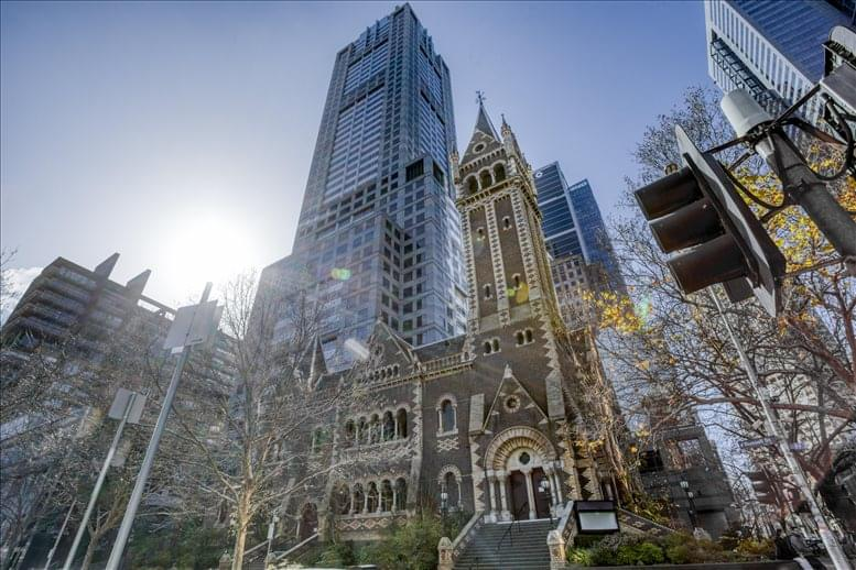120 Collins St, Level 50 Office Space - Melbourne