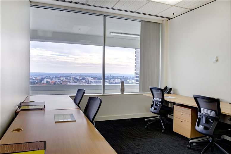 This is a photo of the office space available to rent on Forrest Centre, 221 St Georges Terrace