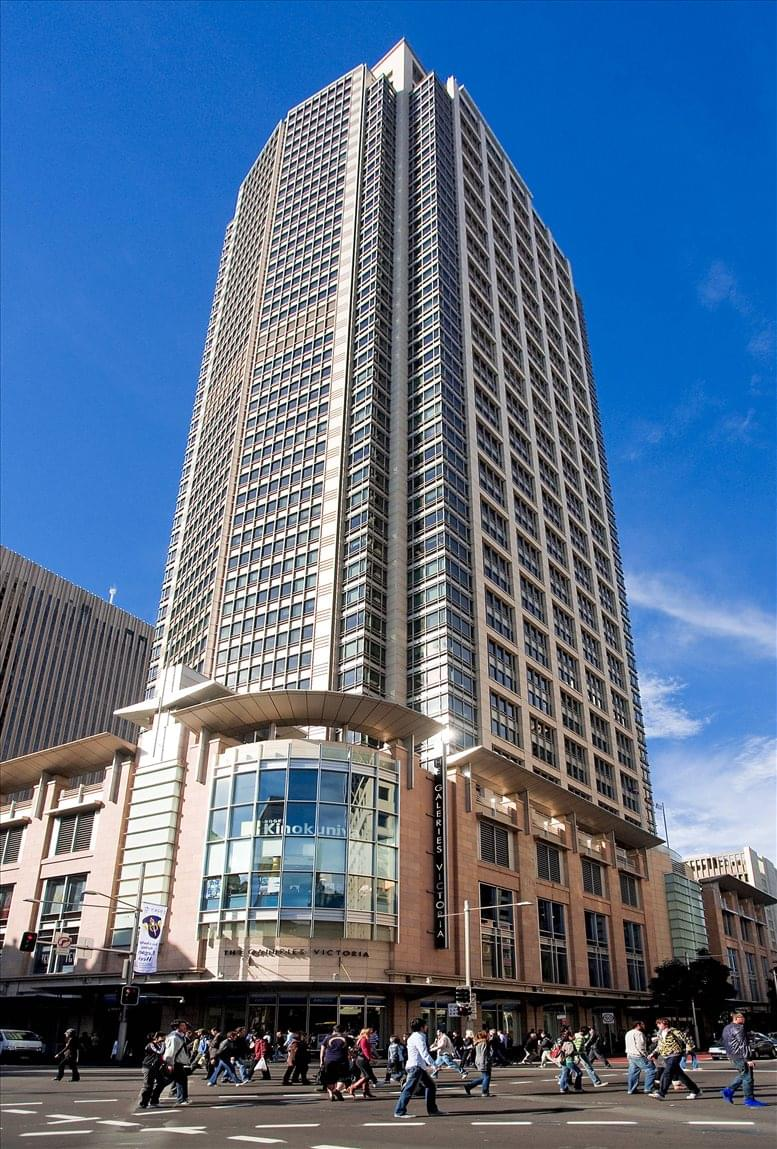 Citigroup Centre, Level 13, 2 Park St Office Space - Sydney