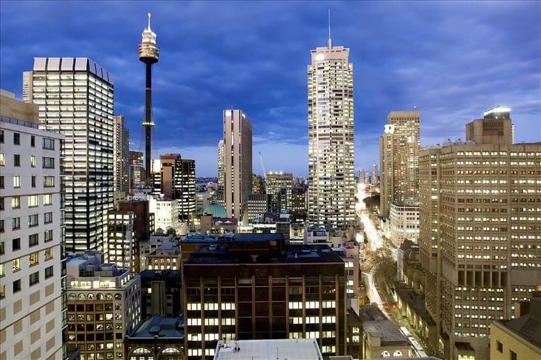 Picture of Citigroup Centre, 2 Park St, Level 13 Office Space available in Sydney