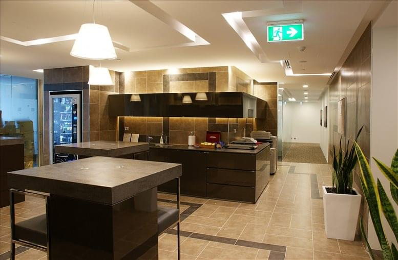 This is a photo of the office space available to rent on Citigroup Centre, 2 Park St, Level 13